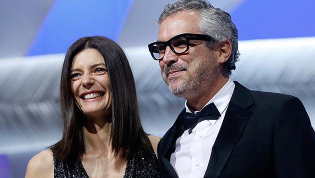 67. Filmfestspiele in Cannes sind eröffnet (Bild: APA/EPA/GUILLAUME HORCAJUELO)