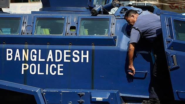 Bangladesch: Buddhistischer M�nch zu Tode gehackt (Bild: APA/EPA/Abir Abdullah (Symbolbild))