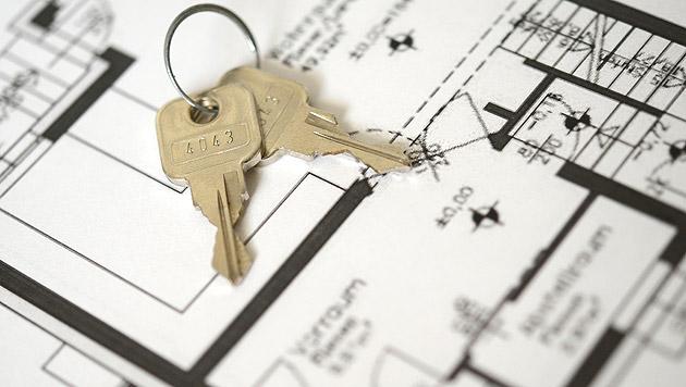 Boom am heimischen Wohnungsmarkt (Bild: APA/Helmut Fohringer)