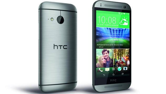 HTC bringt schwächere Mini-Version des One M8 (Bild: HTC)
