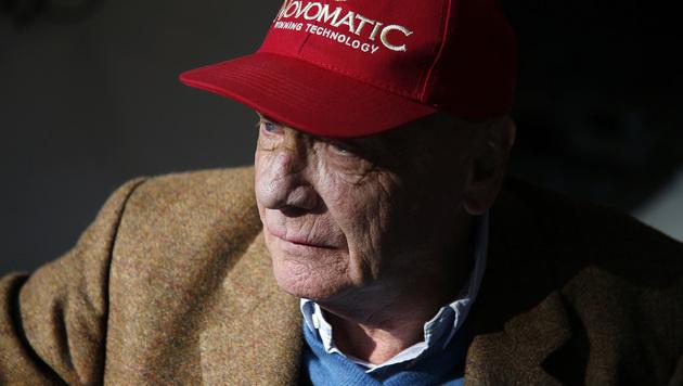 """Niki Lauda verspricht: """"Formel 1 wird attraktiver"""" (Bild: Reinhard Holl)"""