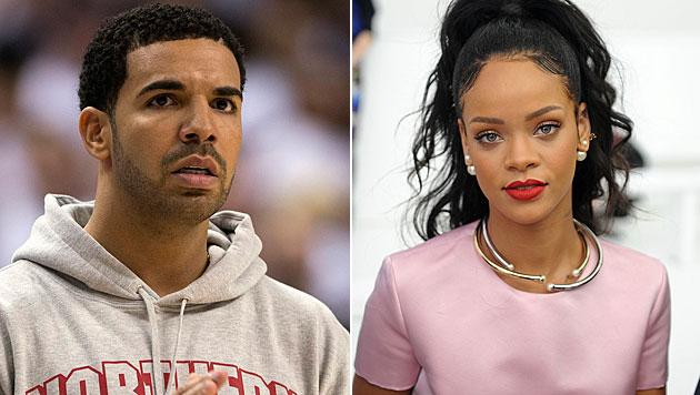 Rihanna hat sich von Drake getrennt (Bild: AP, Brad Barket/Invision/AP)