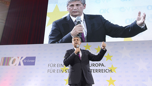 Spindelegger beschwört Strukturreformen (Bild: APA/Helmut Fohringer)