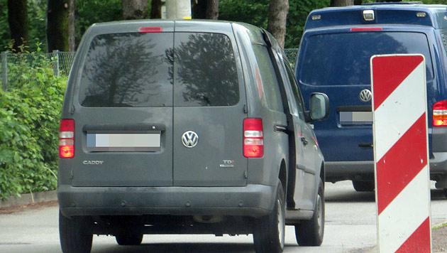 Unbekannte überfielen Geldtransporter in Innsbruck (Bild: APA/ZOOM-TIROL/GEORG KÖCHLER)
