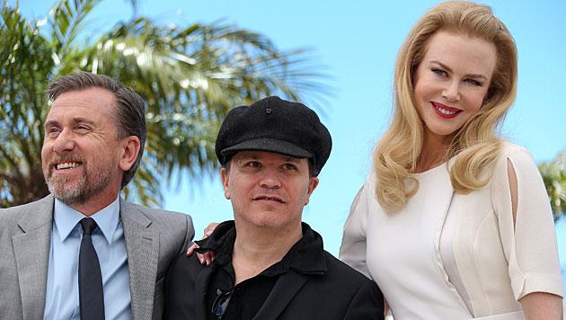 Völlig entstellt: Botox-Drama bei Nicole Kidman (Bild: AP)