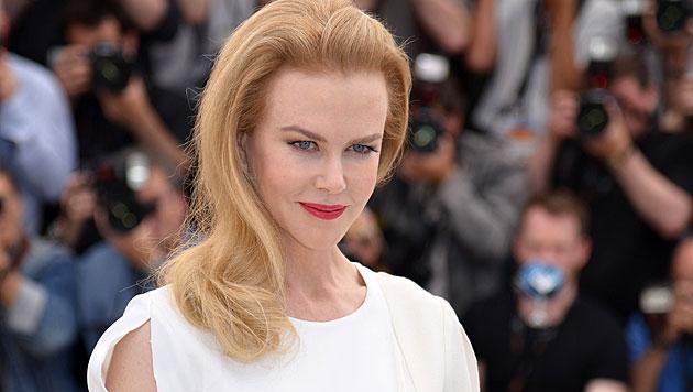 Völlig entstellt: Botox-Drama bei Nicole Kidman (Bild: AFP)