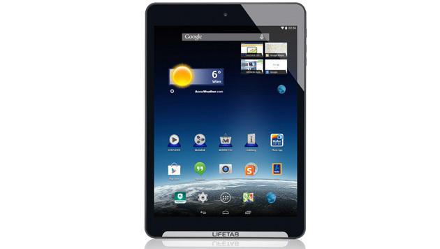 Lifetab S7852: Das kann das neue Hofer-Tablet (Bild: Medion)