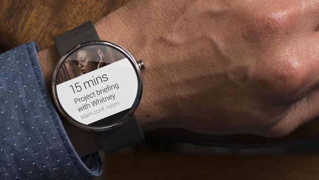 Londoner Uni verbietet Armbanduhren bei Prüfungen (Bild: Motorola)