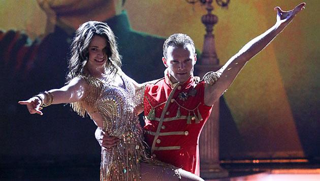 "Roxanne Rapp gewinnt ORF-Show ""Dancing Stars"" (Bild: ORF/Milenko Badzic)"