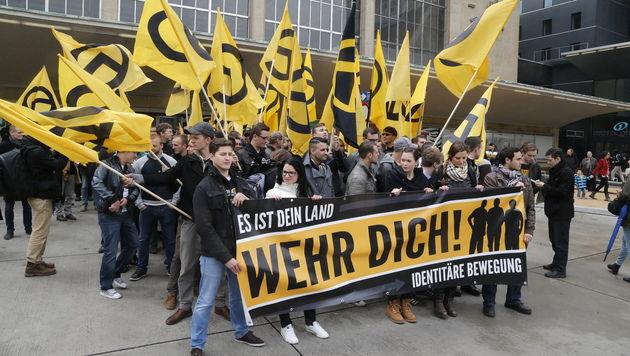 """Häupl: """"Die Identitären gehören längst verboten"""" (Bild: Zwefo)"""