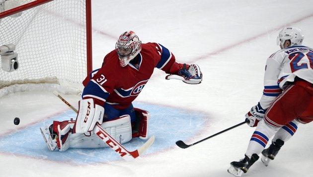 Vanek schlittert mit Canadiens in 2:7-Niederlage (Bild: AP)