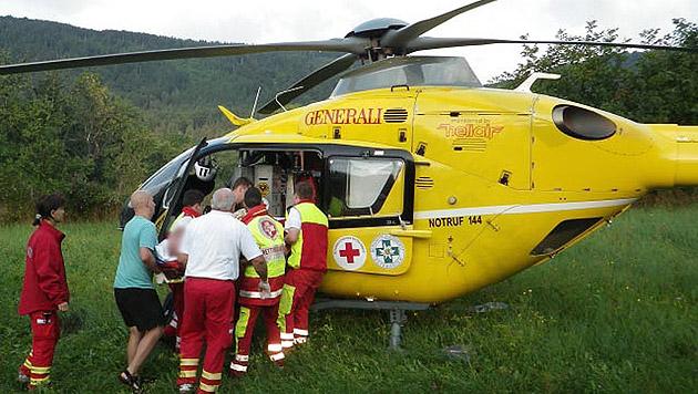 NÖ: 42-Jähriger nach Kajakunfall gestorben (Bild: APA/HKT (Symbolbild))