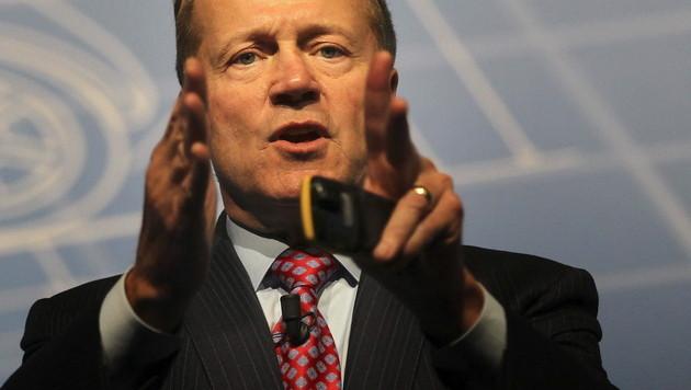 John Chambers (Bild: EPA)