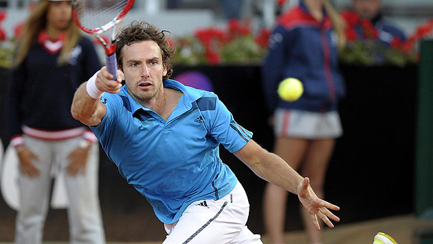 Tennisspieler Ernests Gulbis (Bild: APA/EPA/CLAUDIO ONORATI)