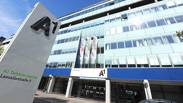 Österreichs Telekom-Branche in ausländischer Hand (Bild: APA/HERBERT PFARRHOFER)