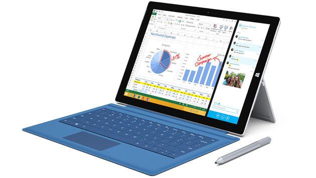 Alleskönner: Microsofts Surface Pro 3 ausprobiert (Bild: Microsoft)