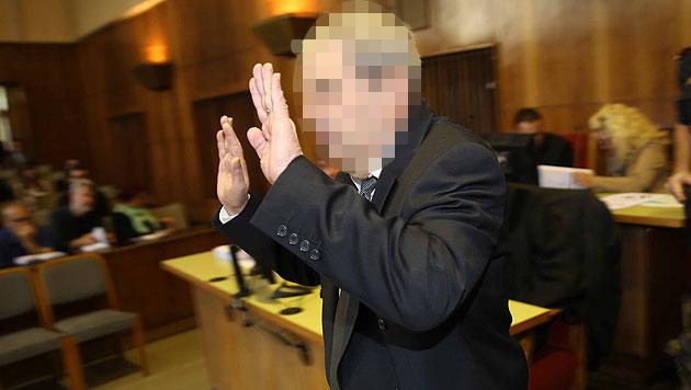 Bekannten durch Kopfschuss getötet: 7 Jahre Haft (Bild: Sepp Pail)