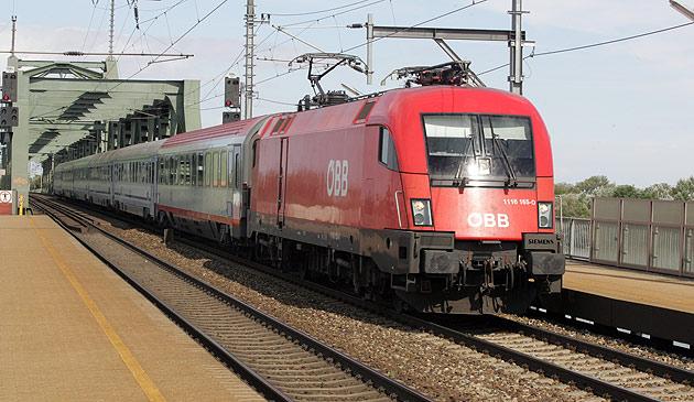 Eisenbahner-Lohnrunde erfolglos abgebrochen (Bild: Andreas Schiel (Symbolbild))