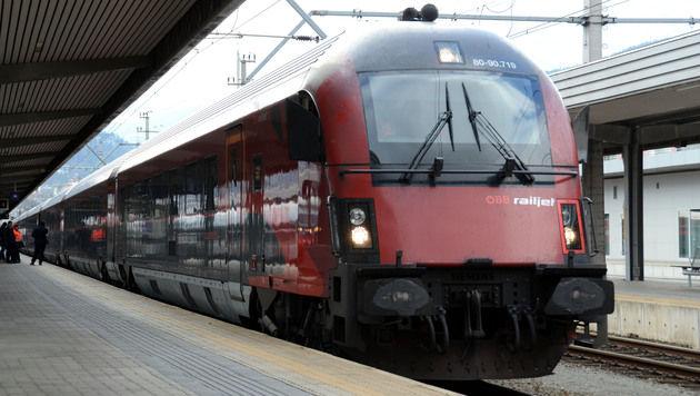 Grazerin mit Rollator für Zugfahrt abgewiesen (Bild: Andreas Fischer)