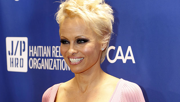 Pamela Anderson: Auf 40 Kilo abgemagert (Bild: Colin Young-Wolff/Invision/AP)