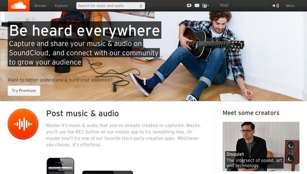 Soundcloud feuert 40 Prozent seiner Belegschaft (Bild: Soundcloud)