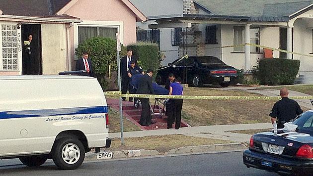 """""""Forrest Gump""""-Star erschoss seine Ehefrau (Bild: AP)"""