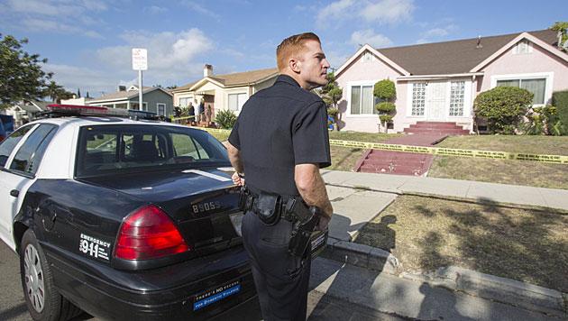 Michael Jace erstmals vor Gericht erschienen (Bild: AP)