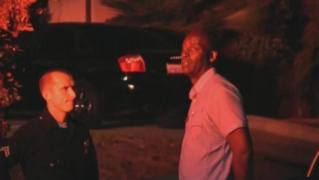 Michael Jace erstmals vor Gericht erschienen (Bild: Zoom.in)
