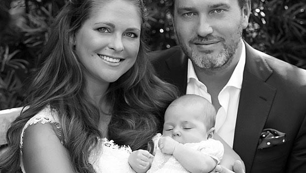 Prinzessin Madeleine ist wieder schwanger (Bild: kungahuset.se)