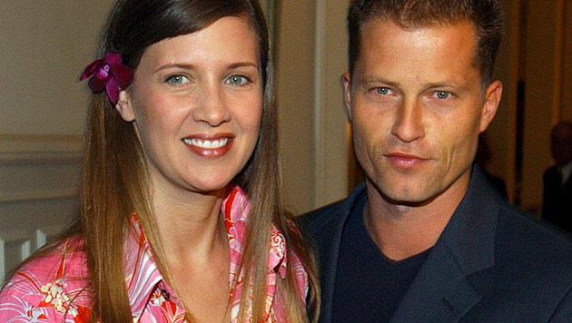 Til und Dana Schweiger sind geschieden (Bild: Wolfgang Langenstrassen/EPA/picturedesk.com)