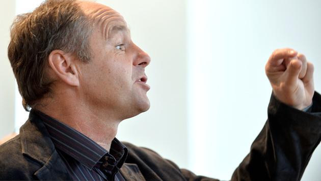 "Berger: ""Red Bull braucht einen Quantensprung"" (Bild: APA/BARBARA GINDL)"