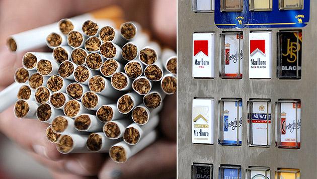 Kampf um Marktanteile verbilligt Zigaretten (Bild: APA/dpa/Christian Charisius, APA/ROBERT JAEGER)