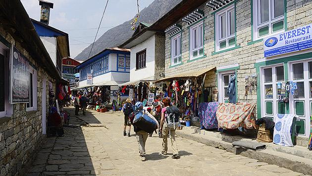 Nepal: Genusswandern im Schatten des Everest (Bild: thinkstockphotos.de)
