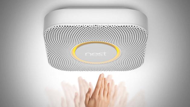 Brandmeldeanlage (Bild: Nest, krone.at-Grafik)
