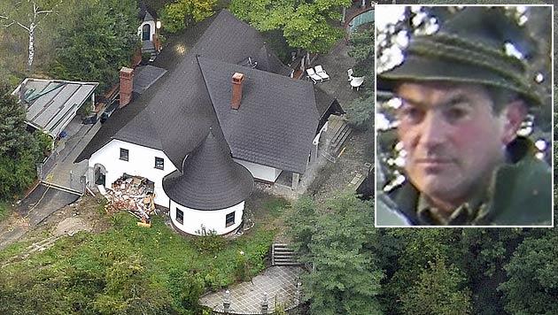 Alois Huber brachte sich in seinem Haus in Großpriel um. (Bild: Franz Crepaz, Paul Plutsch)