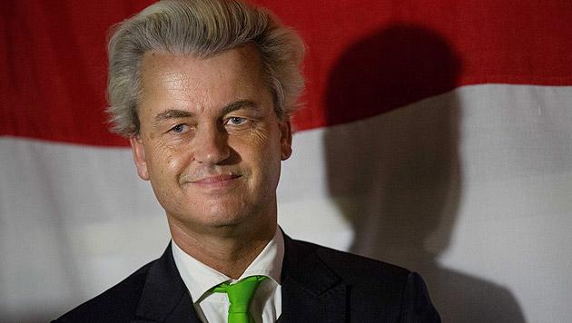 Geert Wilders (Bild: APA/EPA/Bart Maat)