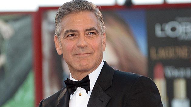 "Clooney verfilmt ""News of the World""-Abhörskandal (Bild: EPA)"