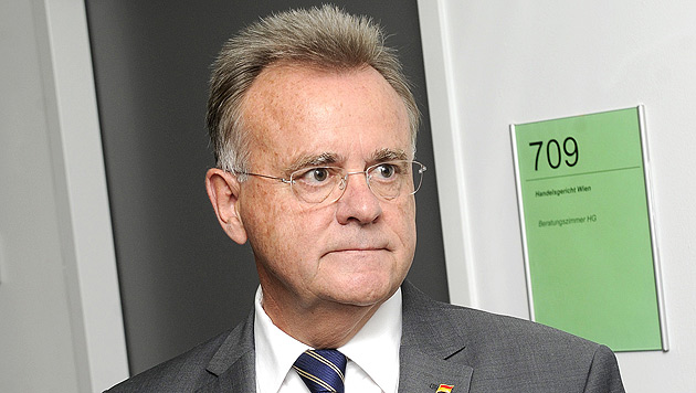 Burgenlands Landeshauptmann Hans Niessl (Bild: APA/HERBERT PFARRHOFER)
