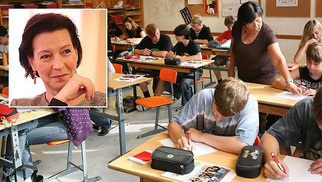 PISA-Test: Österreich nun doch wieder dabei (Bild: Gerhard Bartel, APA/HELMUT FOHRINGER)