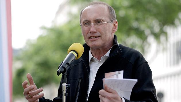 Othmar Karas (ÖVP) (Bild: APA/GEORG HOCHMUTH)