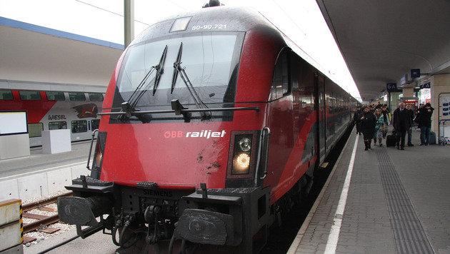 Ab Dienstag neue ÖBB-Vorteilscard um 66 Euro (Bild: Martin A. Jöchl)