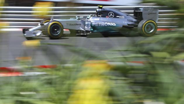 """Keine Sanktionen: Rosberg darf """"Pole"""" behalten (Bild: AP)"""