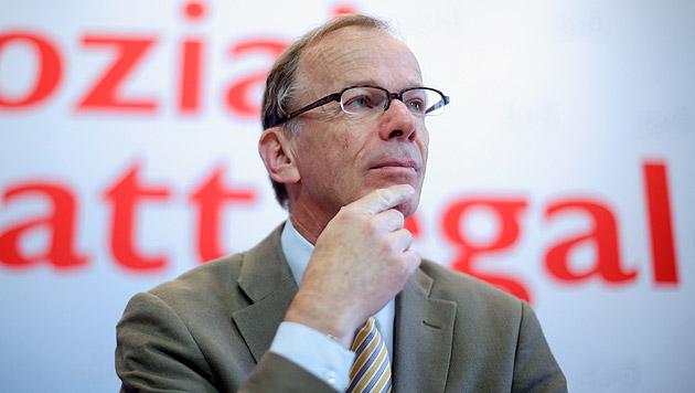 Eugen Freund (SPÖ) (Bild: APA/GEORG HOCHMUTH)