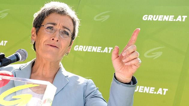 Ulrike Lunacek (Grüne) (Bild: APA/HERBERT P. OCZERET)