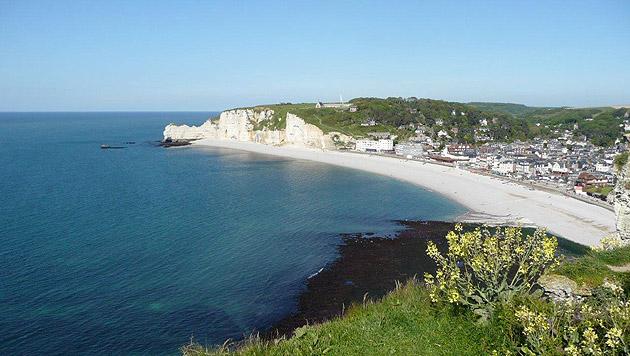 In sieben Tagen durch die Normandie (Bild: lhi)