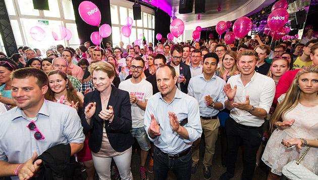 ÖVP bleibt klar vor SPÖ, FPÖ starke Dritte (Bild: APA/EXPA/ MICHAEL GRUBER)