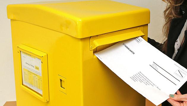 SPÖ und ÖVP einigten sich auf Wahlrechtsreform (Bild: Klemens Groh)
