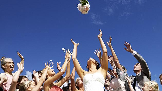 Hochzeiten: Teure Rekorde und andere Kuriositäten (Bild: thinkstockphotos.de)