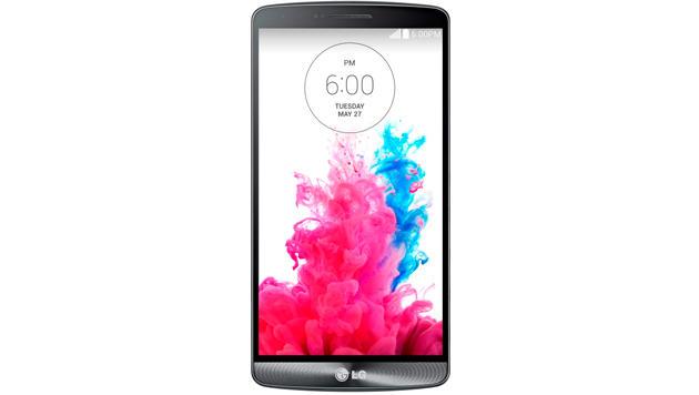 Laser-Smartphone im Pixelrausch: LG entüllt das G3 (Bild: LG)
