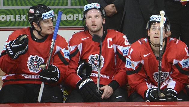 Österreich in einer Gruppe mit Schweden und Kanada (Bild: APA/HELMUT FOHRINGER)